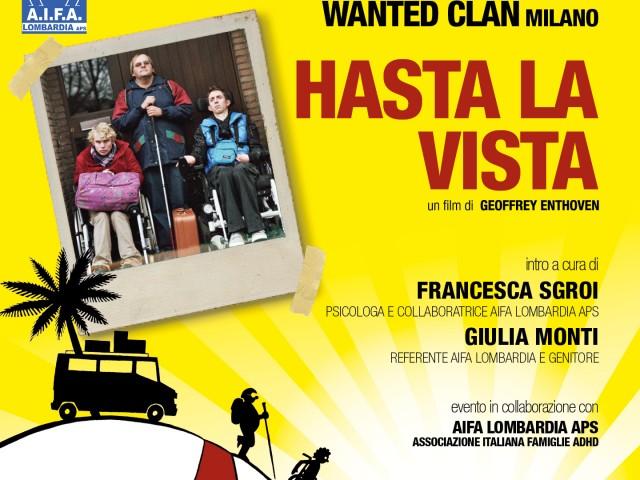 """Hasta la vista"" – evento cinematografico"