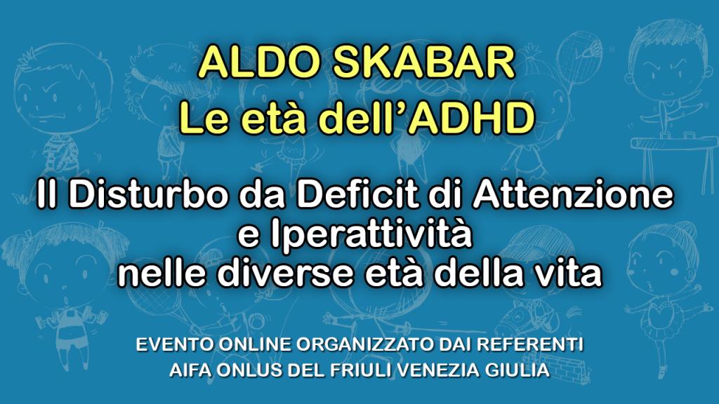 """""""Le età dell'ADHD"""" – Il video"""