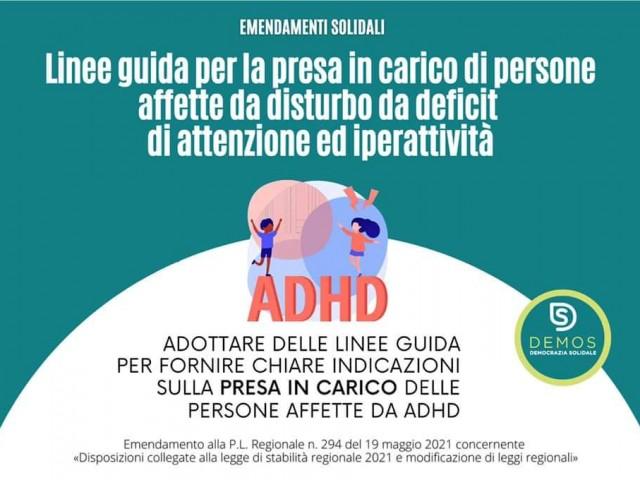 L'impegno della Regione Lazio per la predisposizione di linee guida per l'ADHD